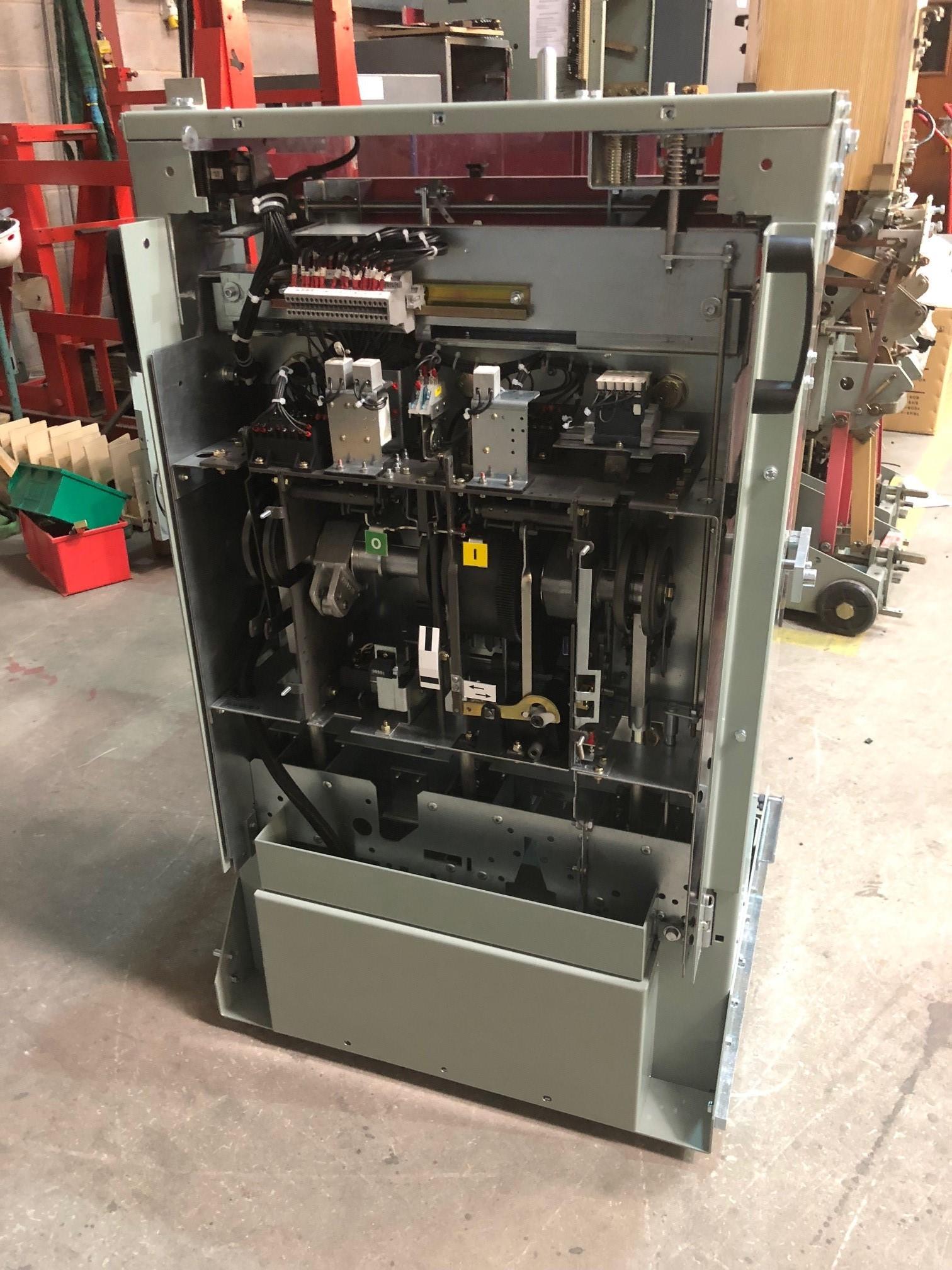 Latest News Rb Switchgear Group Circuit Breaker Retrofit Kit London Underground